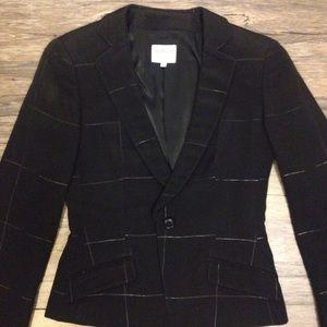 Price drop! Armani Collezioni black blazer size 2
